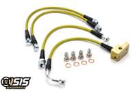ISR Brake Line Kit - Mazda Miata 01-05 (Sport Suspension 4 line kit)