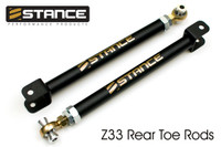 Stance Nissan 350Z 370Z Z33 Z34 Rear Toe Rods