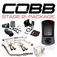 Cobb Tuning Subaru 11-14 WRX Sedan Stage 2+ Power Package w/V3