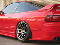 Car Modify Wonder S13 / 180SX GT Rear Fenders - 30mm