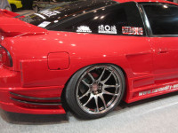 Car Modify Wonder S13 / 180SX GT Rear Fenders - 50mm