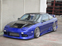 Car Modify Wonder S13 / 180SX Front Bumper