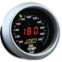 AEM Electronics Digital Display Gauges