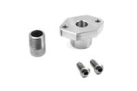 FSI/TSI MAP Sensor Flange - Stainless Steel