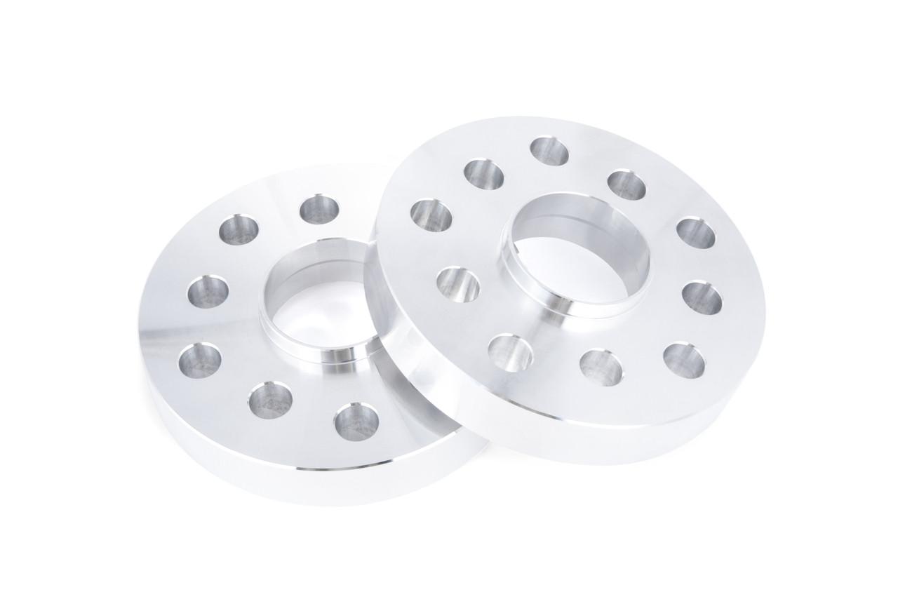 Dual Wheel Spacers : Vw audi dual pattern wheel hubcentric spacers