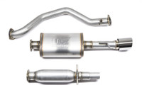 VW Mk4 Cat-Back Exhaust System