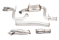 VW Mk5 GTI FSI/TSI Turbo-Back Exhaust System