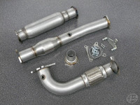 "VW Mk6 Golf R 3"" Downpipe"