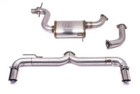 VW Mk6 GTI TSI Cat-Back Exhaust System