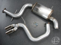 Audi A3 FSI/TSI FWD Cat-Back Exhaust System (8P)