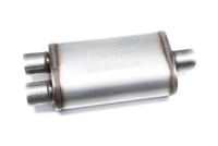 """Magnaflow Muffler 2.5"""" In / Dual 2.5"""" Out / On-Center)"""