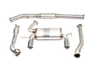 "Audi TT 225 3"" Turbo-Back Exhaust System"