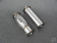 Audi Mk2 TTS Downpipe - Test Pipe Component