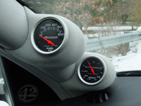 VW Mk4 Upper A-Pillar Gauge Pod