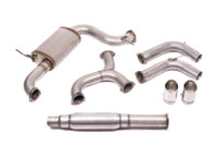 "VW Mk7 GTI 3"" Cat-Back Exhaust System"