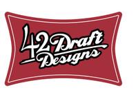 "42 ""On Draft"" Sticker"