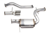 "VW Mk6 Jetta GLI 3"" Cat-Back Exhaust System"