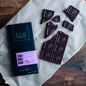 Eclat Chocolate BRU Cacao Nibs