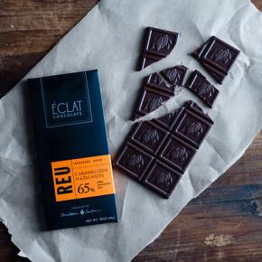 Eclat Chocolate REU Caramelized Hazelnuts