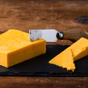 Aged Yellow New York Cheddar