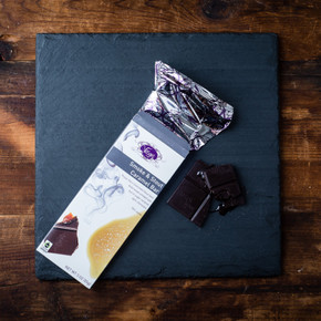 Vosges Smoke & Stout Chocolate Caramel Bar