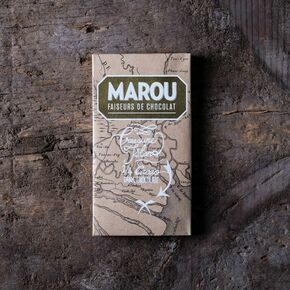 Marou Treasure Island 3/4 Cacao Dark Chocolate