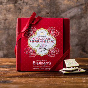 Bissinger's Chocolate Peppermint Bark