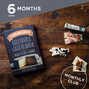 House Of Cheese Pairing Club - 6 Months