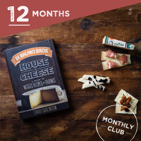 House Of Cheese Pairing Club - 12 Months