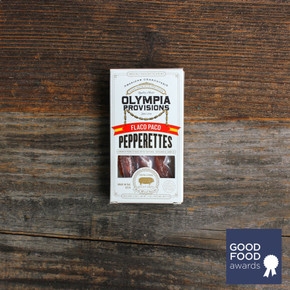 Olympia Provisions Pepperettes Flaco Paco