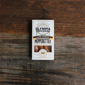 Olympia Provisions Pepperettes Kleine Schweine