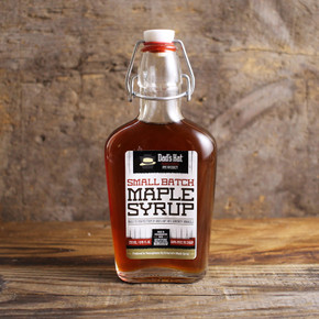 Dad's Hat Whiskey Maple Syrup