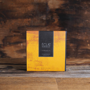 Eclat 9 Piece Chocolate Caramel Box