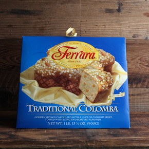 Ferrara Colomba Easter Bread