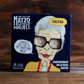 The Matzo Project - Salted