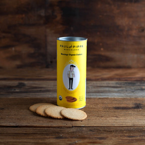 Paul & Pippa Manchego Biscuits