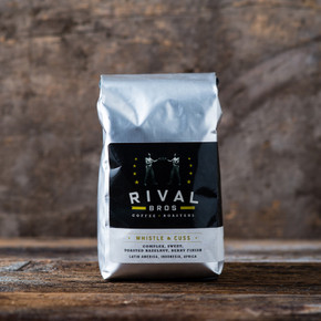 Rival Bros. Whistle & Cuss Blend