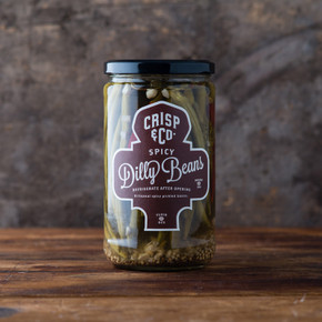 Crisp & Co. Spicy Dilly Beans