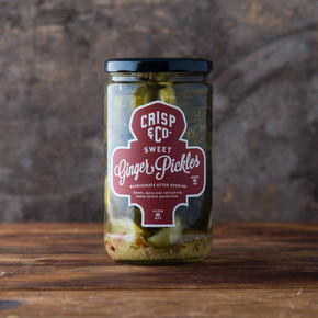 Crisp & Co. Sweet Ginger Pickles