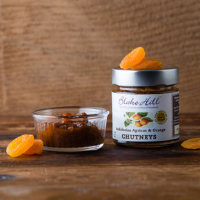 Andalucian Apricot & Orange Chutney