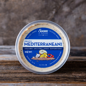 Sesame Dip - Zesty Mediterranean