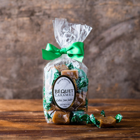 Bequet Celtic Sea Salt Caramels 8 oz.