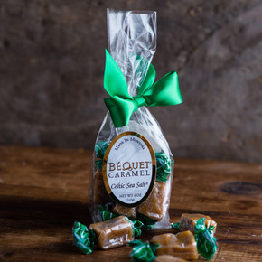 Bequet Celtic Sea Salt Caramels  4 oz.