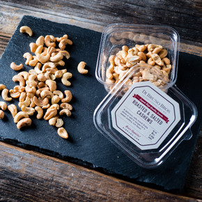 DB Roasted & Salted Cashews