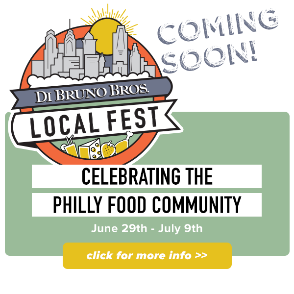 Celebrating the Philly Food Community!