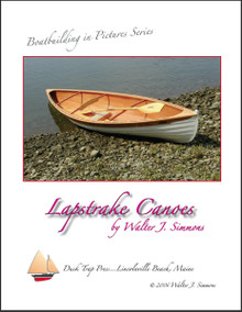 Lapstrake Canoes, full color book