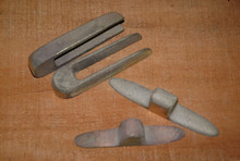Rudder Hardware Castings (set of 4 Gudgeons)