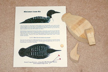 Miniature Loon Kit