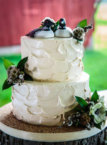Loon Cake Topper