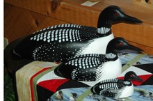 Common Loon Decoys